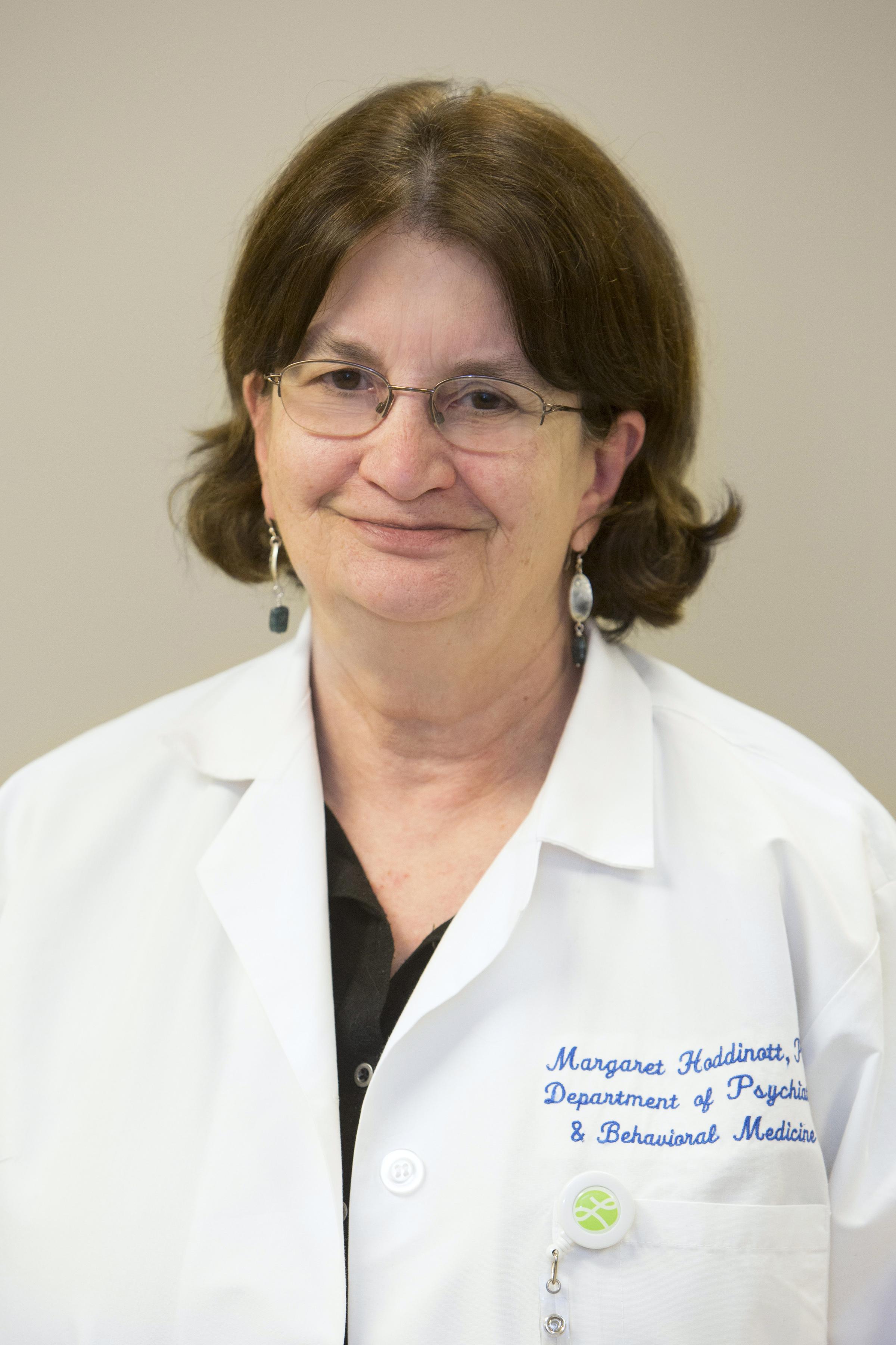 Margaret J Hoddinott, PhD
