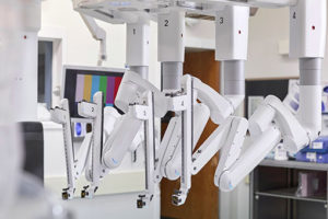 Robotic surgery Equipment