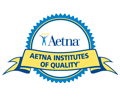 Aetna Institutes of Quality logo