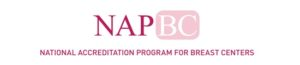 logo for the National Accreditation Program for Breast Centers