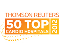 Thompson Reuters Top Cardio Hospital Award
