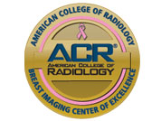 Accreditation Seal - American College of Radiology