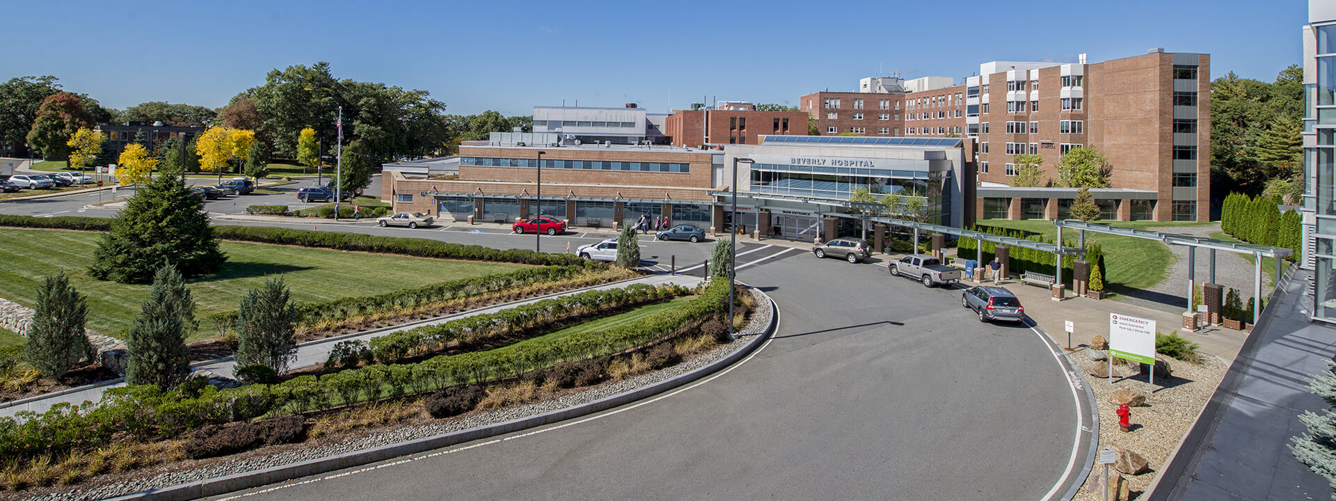 beverly main hospital campus