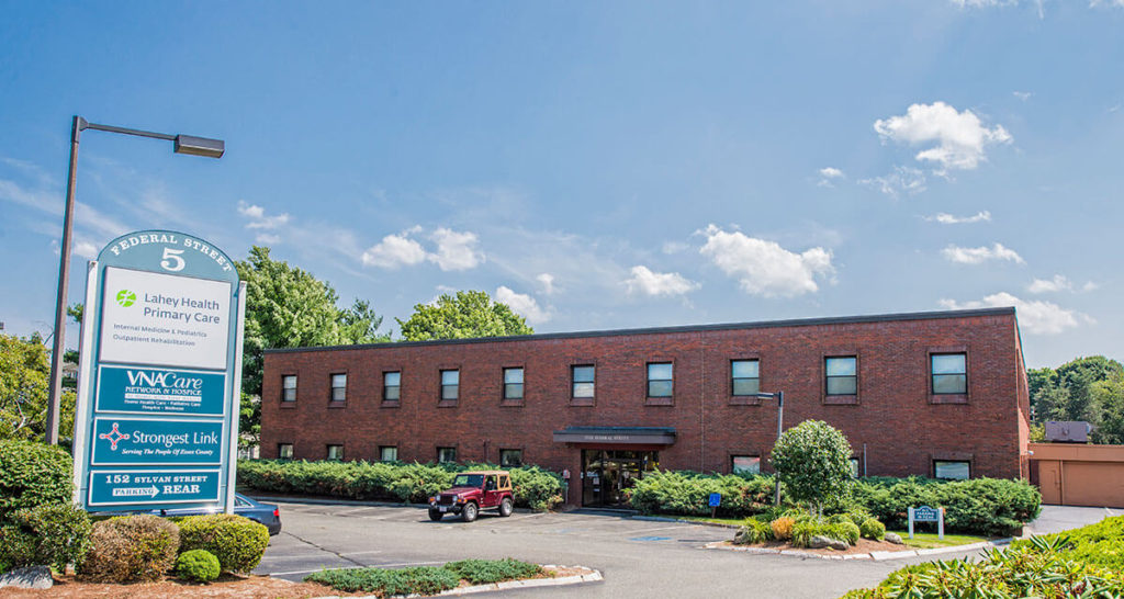 Lahey Primary Care, 5 Federal Street, Danvers, MA