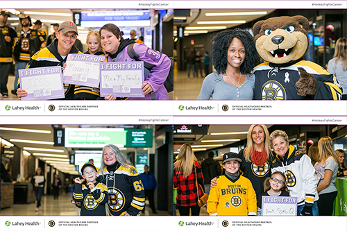 Hockey Fights Cancer Photo Album