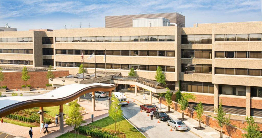 Lahey Hospital & Medical Center - 41 Mall Road, Burlington
