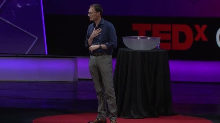 Lahey's Dr. Mark Gendreau speaks at TedX on handwashing